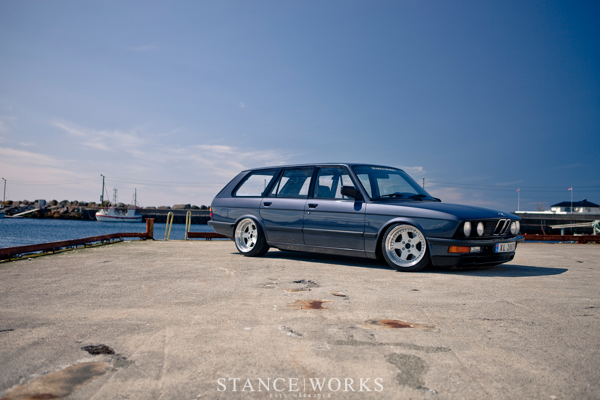 stanceworks a e28 touring made in west germany