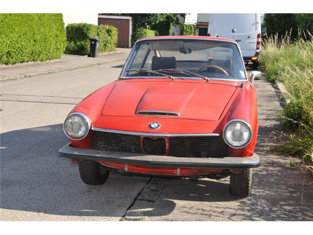 MIWG 1968 BMW 1600 GT Coupe