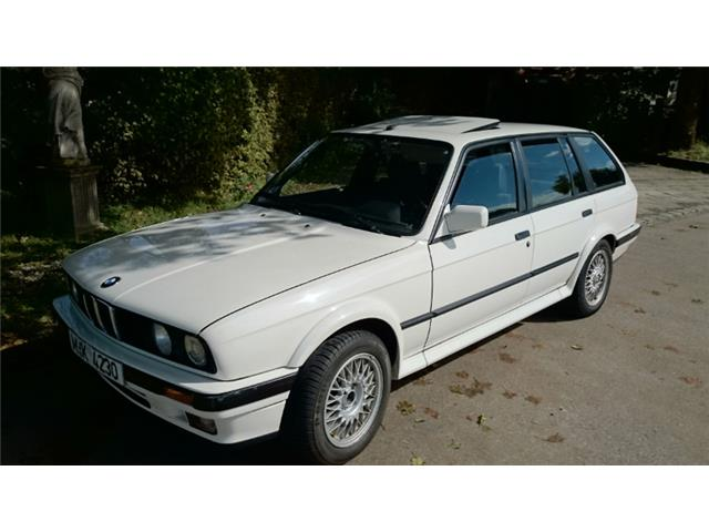 1988 BMW 325ix Touring